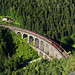 "Alpský vysavač a Taurus na viaduktu ""Studená Strouha"""