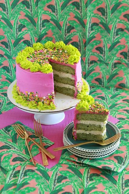 Malibu Dream Cake