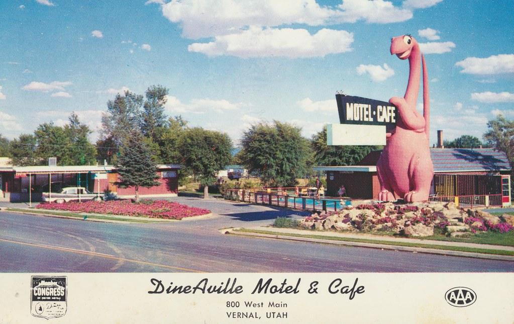 Vernal Utah Motel