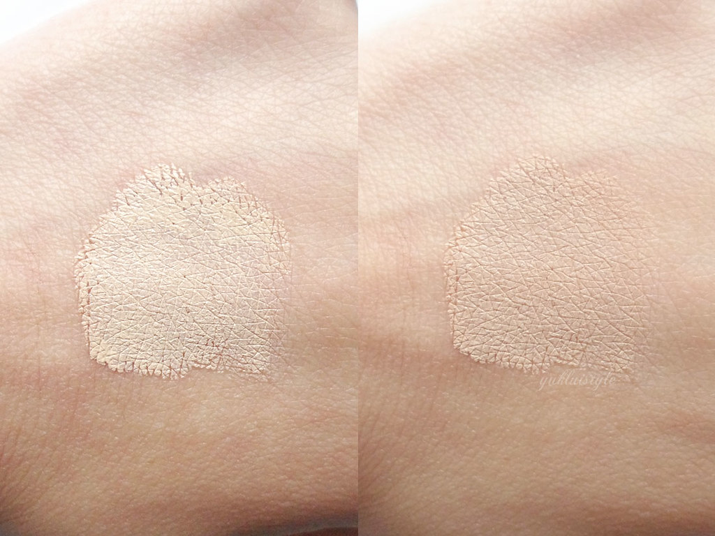 Make Up For Ever Full Cover Concealer review and swatch