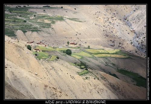 JOUR 19 : 15 AOUT 2012 : SNERTZE - HANUMA LA (4750M) - LINGSHED