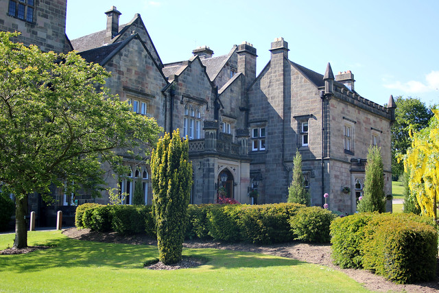 Creative and Crafty Bloggers meet, Breadsall Priory, June 2015