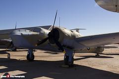 Z9592 - 10076 - Royal Air Force - Fairchild Bolingbroke IVT (Bristol 149 Blenheim IV) - Pima Air and Space Museum, Tucson, Arizona - 141226 - Steven Gray - IMG_8013