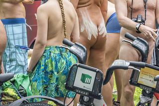 world naked bike ride montreal 44 | by Eva Blue