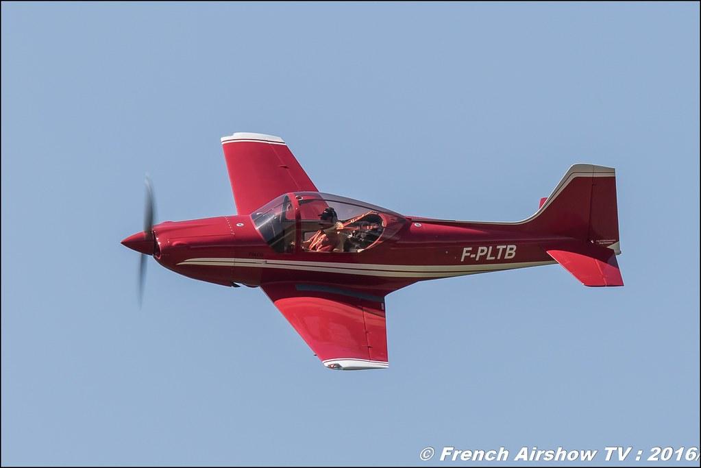Sequoia F-8L Falco - F-PLTB , DABULEWICZ Serge , F-PLTB , Grenoble Air show 2016 , Aerodrome du versoud , Aeroclub du dauphine, grenoble airshow 2016, Rhone Alpes