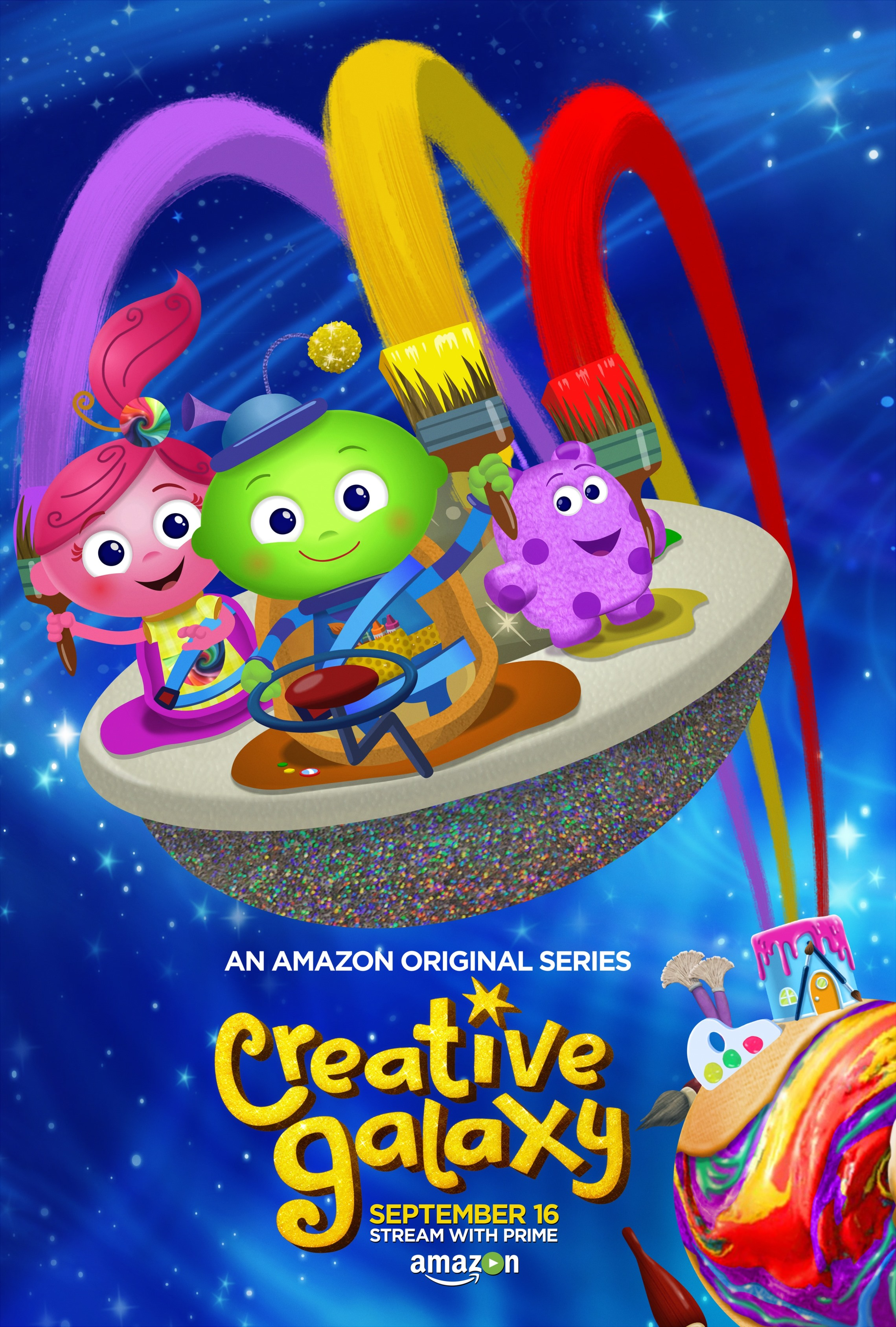 Creative Galaxay Key Art