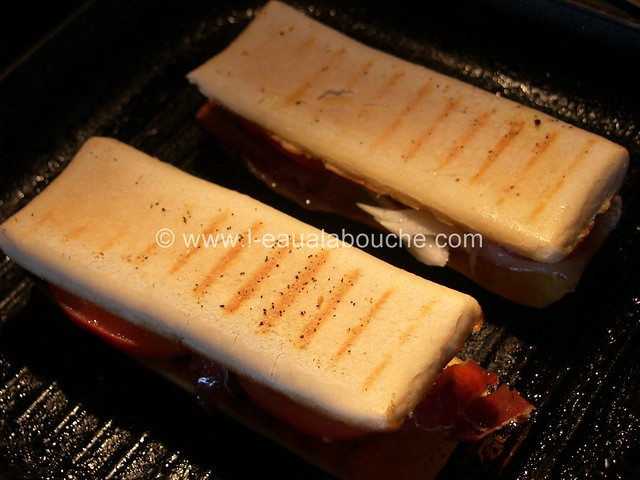 Sandwich au Jambon Ibérique © Ana Luthi Tous droits réservés 11