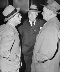 DC Transit Union President Confers with Mediator: 1945