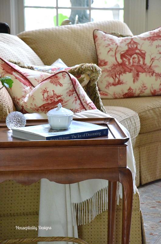 Tea Table-Housepitality Designs