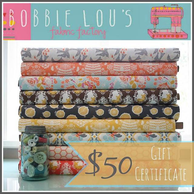 Boobie Lou $50 GC Giveaway!!