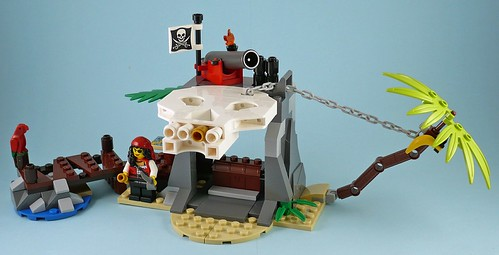 LEGO Pirates 70411 Treasure Island 06