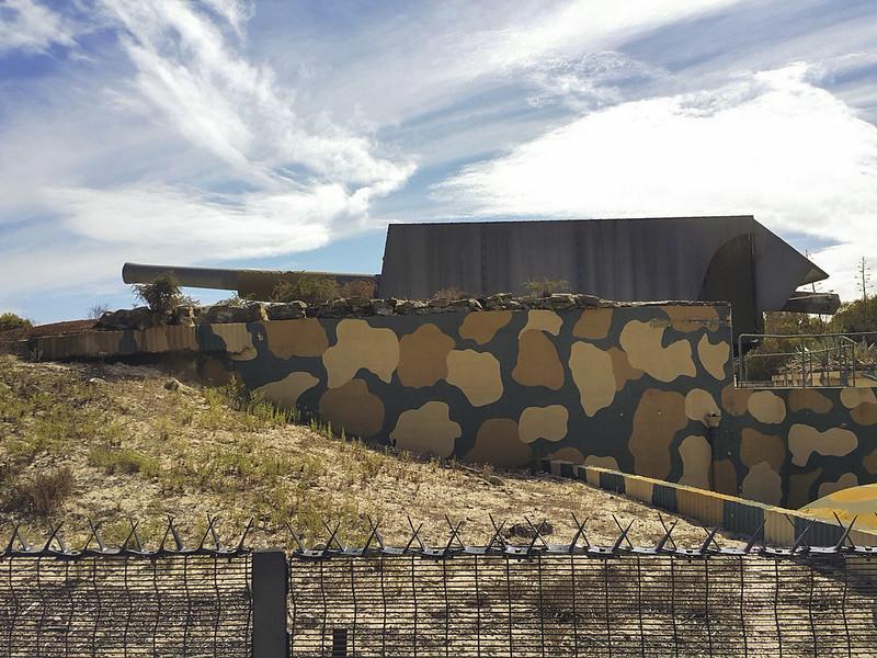Robben Island canon
