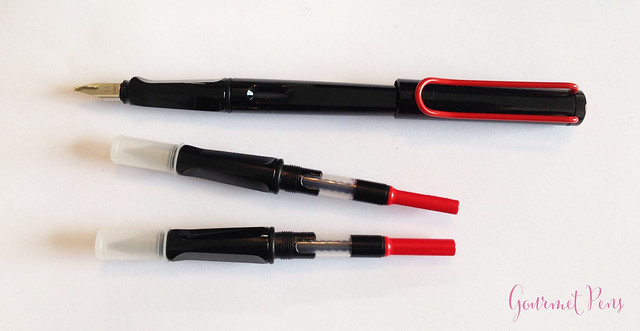 Review Lamy Joy Calligraphy Set @BureauDirect @Lamy (9)