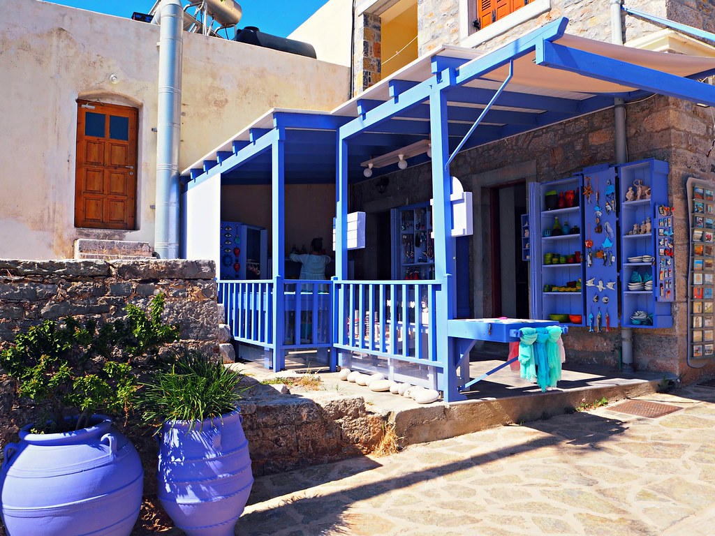 Plaka Elounda Crete Greece What to do 2