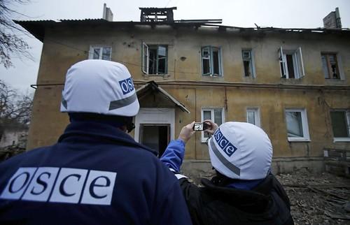 Місія ОБСЄ хоче більше грошей, щоб краще моніторити