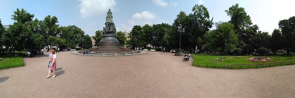 Панорама снятая на ZUK Z2