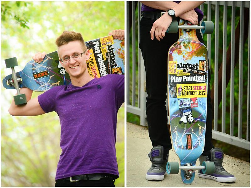 skateboard duo