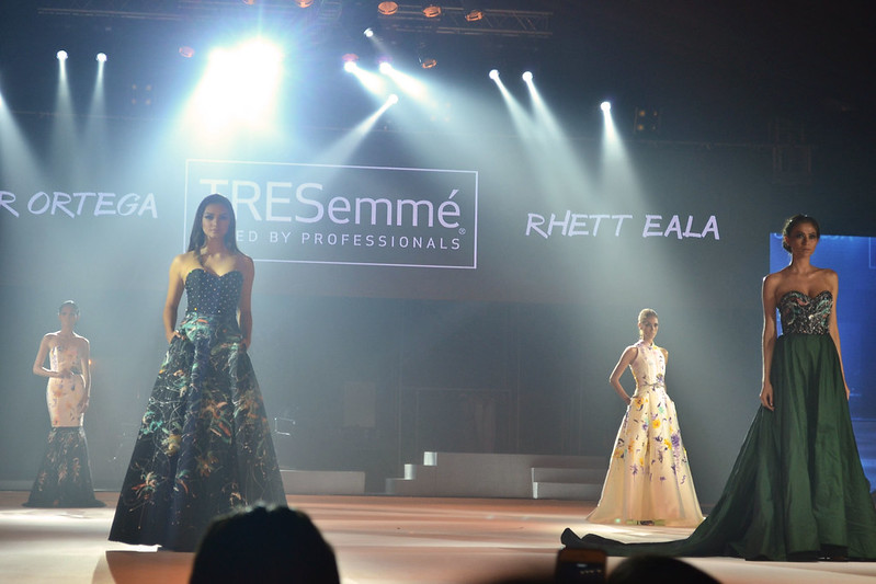Patty Villegas-Tresemme Runway Ready-4