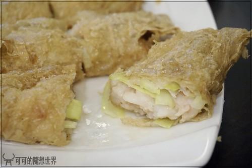 鮮蝦腐皮捲-1