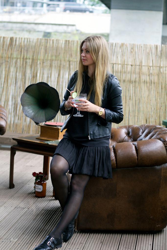 hendricka gin tonic event esprit dress