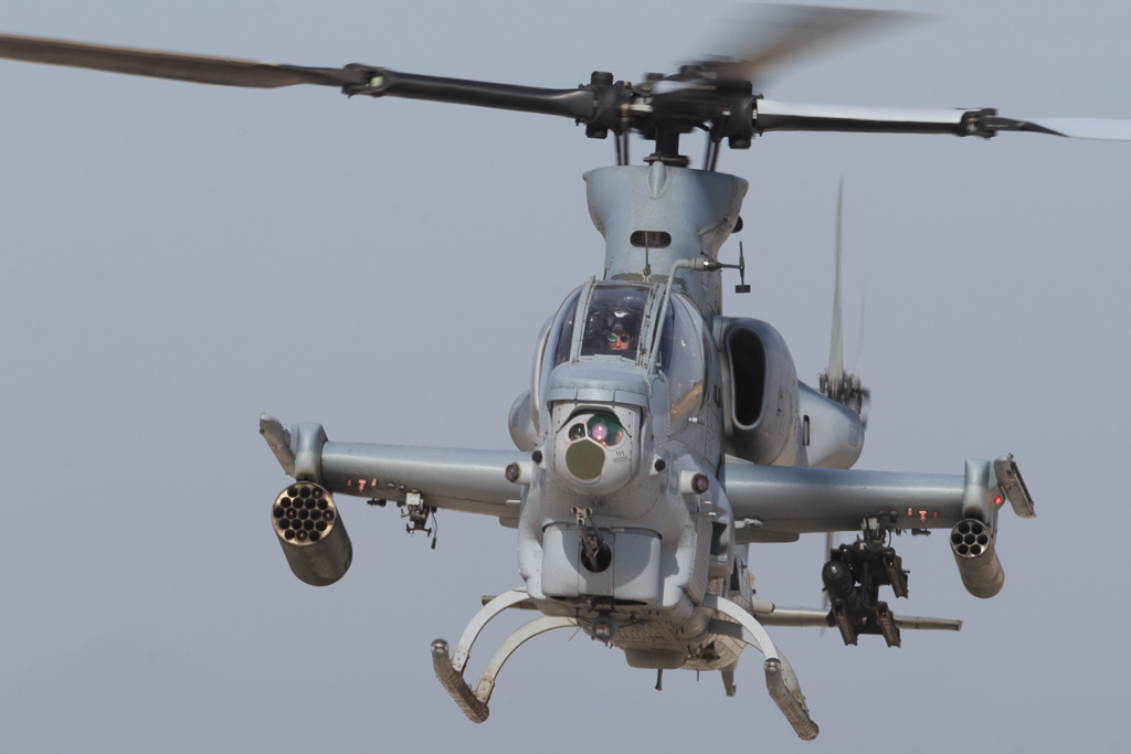 Bell Ah 1z Super Cobra Viper Gunship Of Hmla 267 Quot Stinge