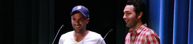 Alexandre Bustillo y Julien Maury