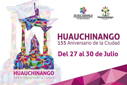 155 Aniversario de Huauchinango