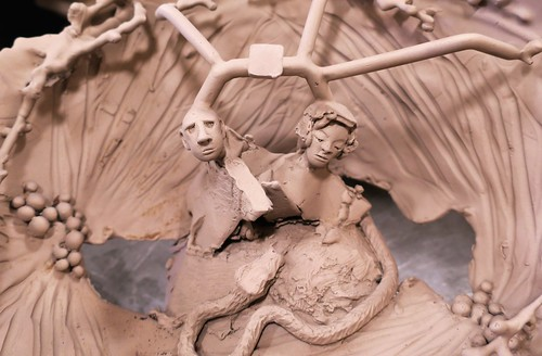 Making of a Sculpture