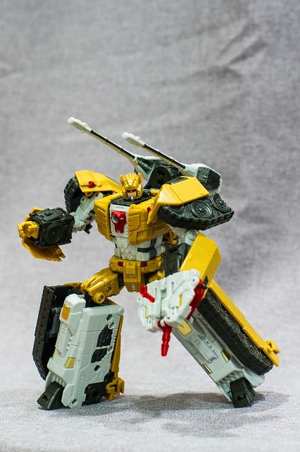 Thanatos Pose 5