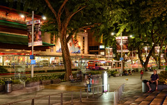 Orchard Road Night
