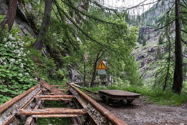 Anello delle dighe della Valle Antrona -  Diga Campliccioli