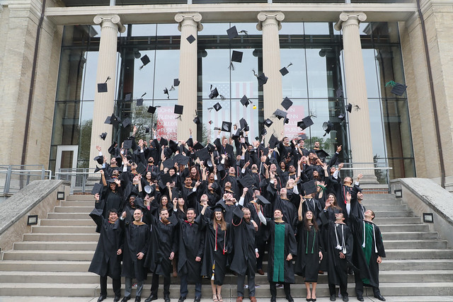 2018 Graduate Pre-Commencement